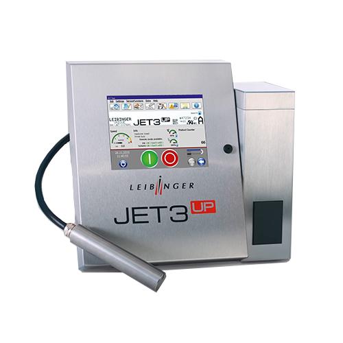 莱宾格JET3up小字符喷码机