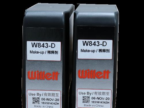 威利喷码机稀释剂W843-D