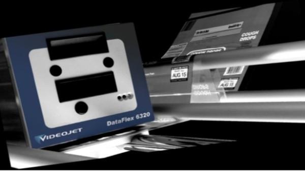 伟迪捷6320热转印打码机