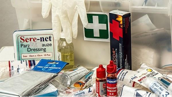 医药行业柔性塑料喷码应用