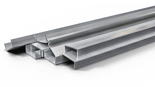 建材行业金属喷码应用