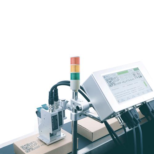 瑞润RK090热发泡喷码机