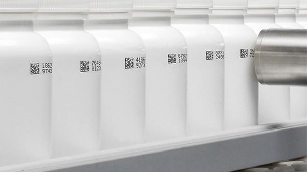 食品行业软包装喷码应用