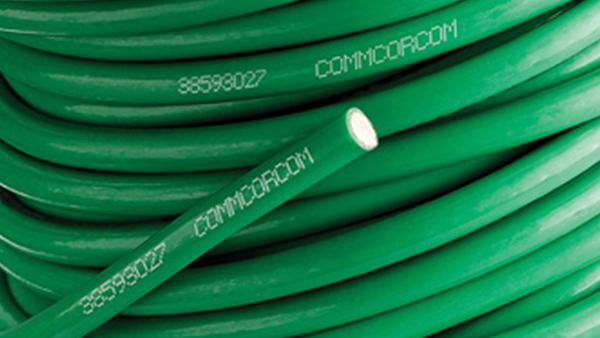 线缆塑料喷码应用