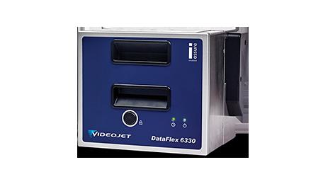 热转印喷码机-伟迪捷6330