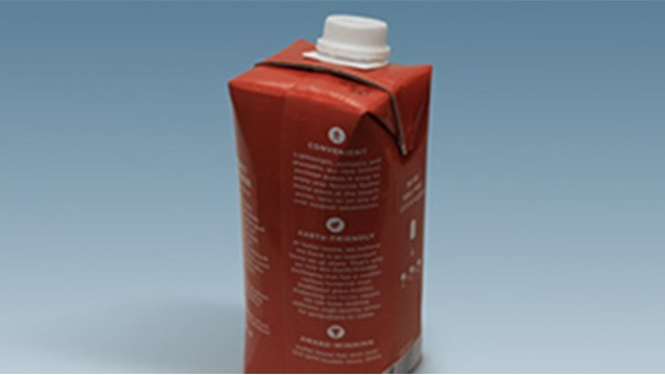 饮品行业纸盒喷码应用